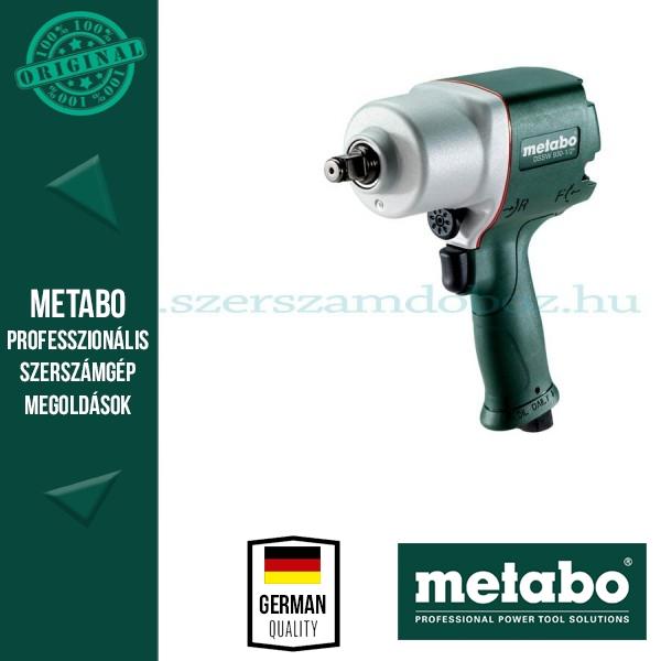 """Metabo 1/2"""" DSSW 930 Levegős ütvecsavarbehajtó"""