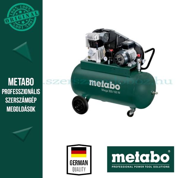 Metabo Mega 350-100 W  Kompresszor 220Volt