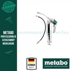 Metabo DFP 400 Sűrített levegős zsírzó prés