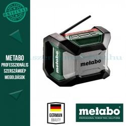 Metabo R 12-18 BT Akkus építkezési rádió - Bluetooth