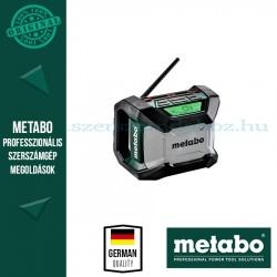 Metabo R 12-18 Akkus építkezési rádió