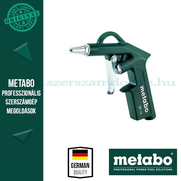 Metabo BP 10 Levegős fúvópisztoly