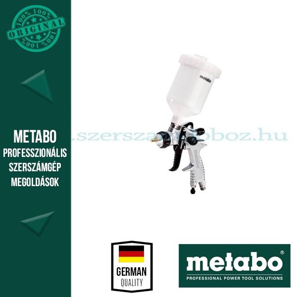 Metabo FSP 600 HVLP Levegős festékszórópisztoly