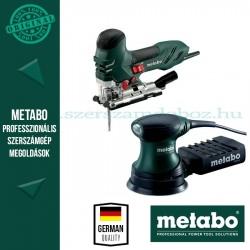 Metabo STE 140 Szúrófűrész + FSX 200Intec Excentercsiszoló