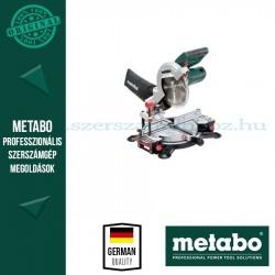 Metabo KS 216 M Lasercut Gérvágófűrész