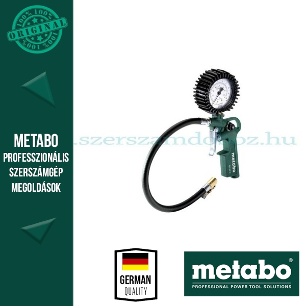 Metabo RF 60 G Abroncsnyomásmérő/töltő