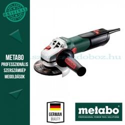 Metabo W 9-125 Sarokcsiszoló