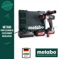 Metabo SB 18 LTX BL Quick Akkus ütvefúró-csavarozó 5,2Ah