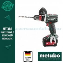 Metabo BS 18 LTX BL Quick Akkus fúró-csavarozó 5,2Ah