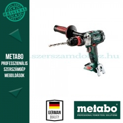 Metabo SB 18 LTX Quick ütvefúró-csavarozó (alapgép)