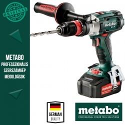 Metabo SB 18 LTX Quick Akkus fúró-csavarozó 5,2Ah