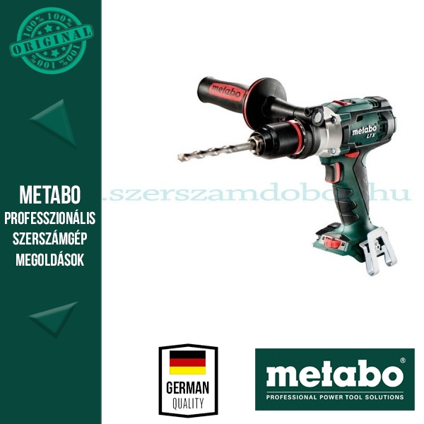 Metabo SB 18 LTX Impuls Ütvefúró-csavarozó (alapgép)
