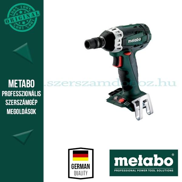 Metabo SSW 18 LTX 200 Akkus ütvecsavarbehajtó alapgép