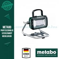 Metabo BSA 14,4 - 18 LED Akkus Építőipari fényvető alapgép