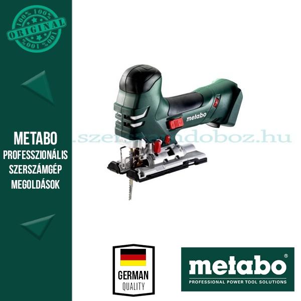 Metabo 601405890 STA 18 LTX 140 Akkus szúrófűrész (alapgép)