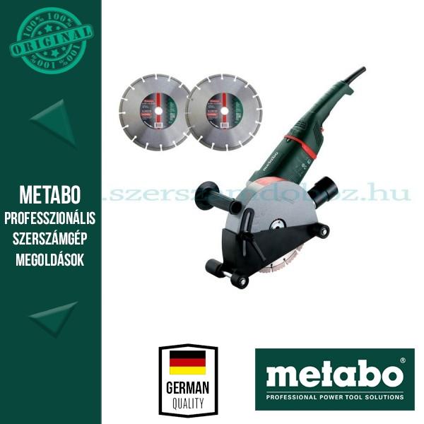 Metabo MFE 65 Falhoronyvágó + AJÁNDÉK