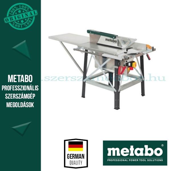 Metabo BKS 400 Plus 3,1 WNB Asztali építőiparifűrész