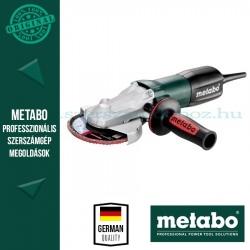 Metabo WEF 9-125 Laposfejű sarokcsiszoló