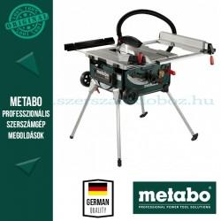 Metabo TS 254 Asztali körfűrész
