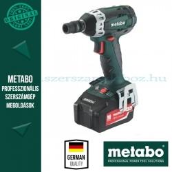 Metabo SSW 18 LTX 200 Akkus ütvecsavarbehajtó