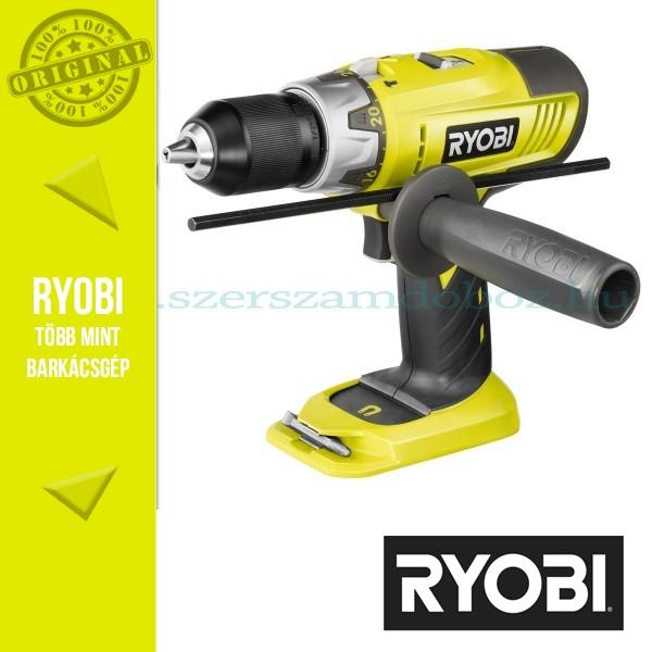 Ryobi LCDI1802M Akkus Kétsebességes ütvefúró-csavarozó