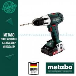 Metabo BS 18 LT Compact Akkus fúró-csavarbehajtó