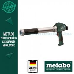 Metabo PowerMaxx KPA Akkus kartuskinyomó-pisztoly (alapgép)