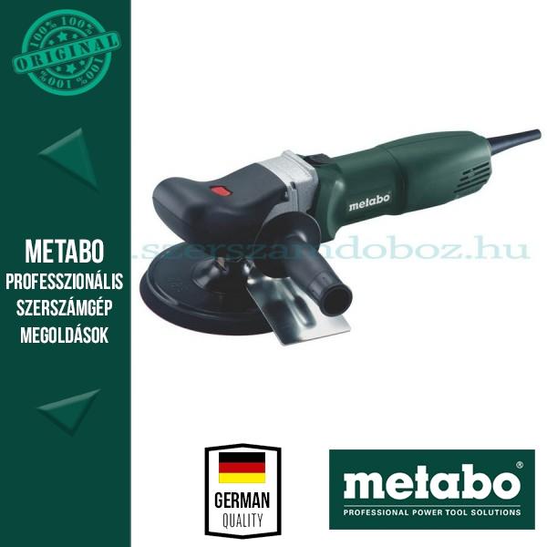 Metabo PE 12 - 175 Csiszoló-polírozó