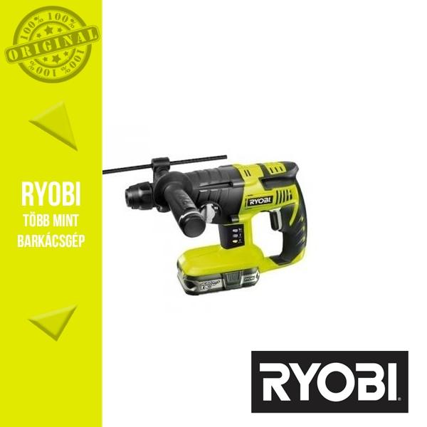 Ryobi CRH18011L Akkus fúrókalapács