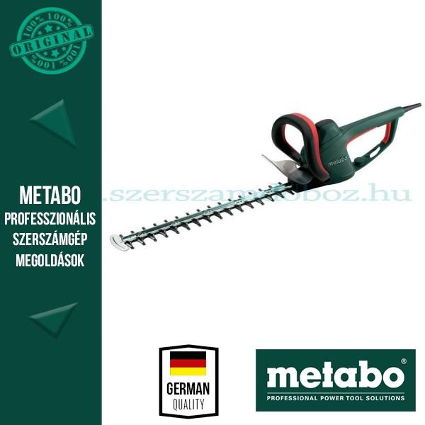 Metabo HS 8755 Elektromos sövényvágó