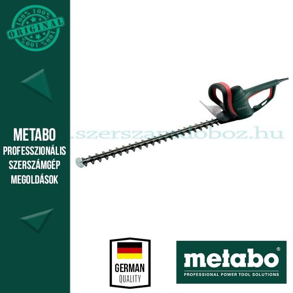 Metabo HS 8875 Elektromos sövényvágó