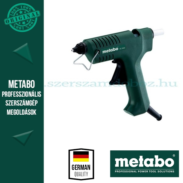 Metabo KE 3000 Ragasztópisztoly