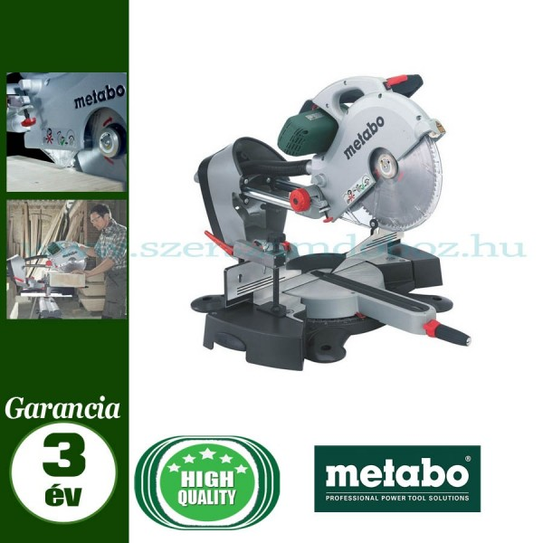Metabo KGS 315 Plus Gérvágófűrész