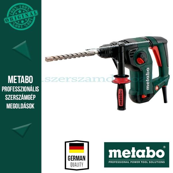 Metabo KHE 3250 Fúró-vésőkalapács