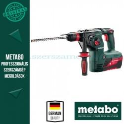 Metabo KHA 36 LTX Akkus fúró-vésőkalapács