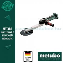 Metabo KNS 18 LTX 150 Akkus élvarratcsiszoló (alapgép)