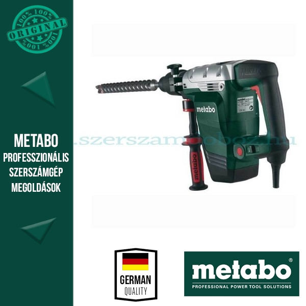 Metabo KHE 76 Fúró-vésőkalapács