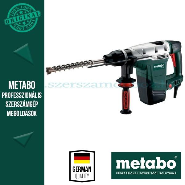 Metabo KHE 56 Fúró-vésőkalapács