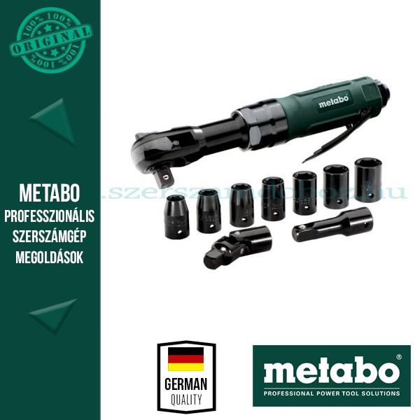 Metabo DRS 68 SET Levegős racsnis csavarozó