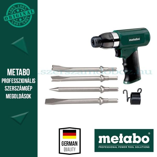 Metabo DMH 30 SET Levegős vésőkalapács