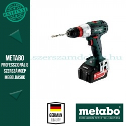Metabo BS 18 LT Quick Akkus fúrócsavarbehajtó