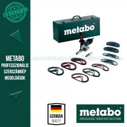 Metabo BFE 9-90 Set Keskeny szalagcsiszoló