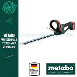 Metabo AHS 36 V Akkus sövényvágó