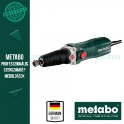 Metabo GE 710 Plus Egyenescsiszoló + UVEX Napszemüveg