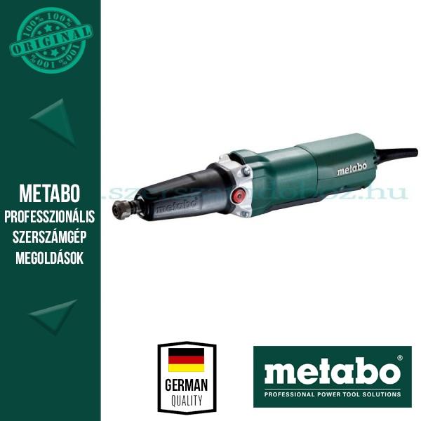 Metabo GEP 710 Plus Egyenescsiszoló