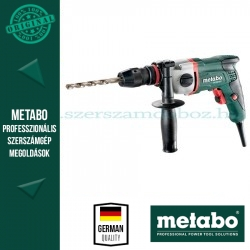Metabo BE 600/13-2 Elektronikus fúrógép