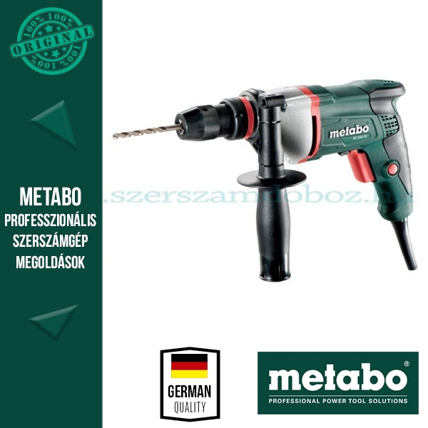 Metabo BE 500/10 Elektromos fúrógép
