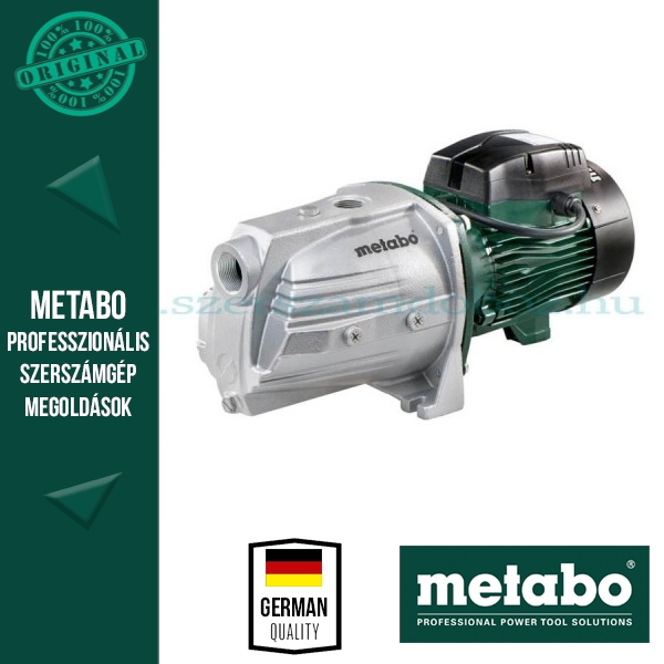 Metabo P 9000 G Kerti vízszivattyú