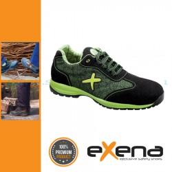 Exena Jerez Green S1P HRO SRC Védőcipő