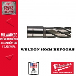 Milwaukee Hss magfúró WELDON 19mm | 50/85mm hossz